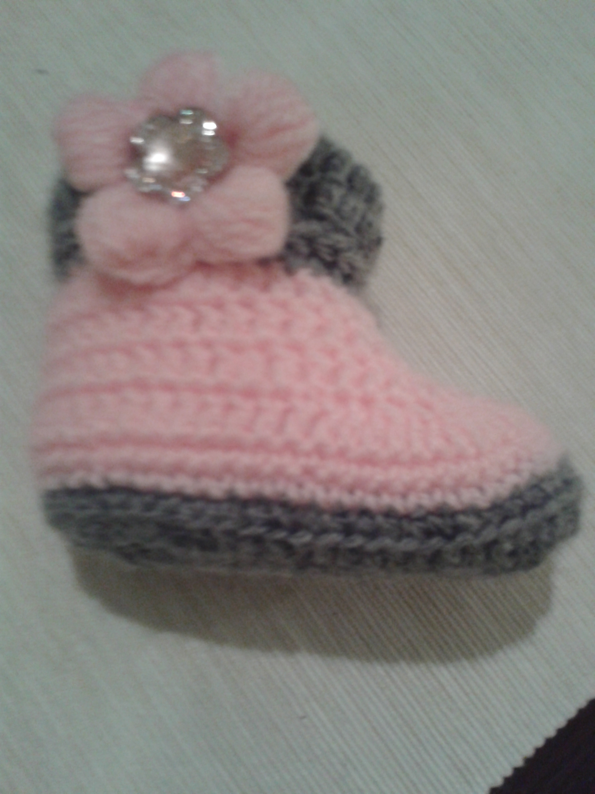 scarpina neonato